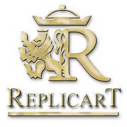 mark for REPLICART, trademark #78465433