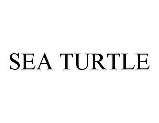 mark for SEA TURTLE, trademark #78465939