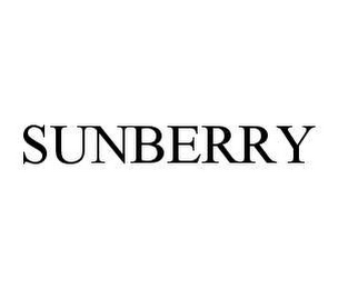 mark for SUNBERRY, trademark #78466561