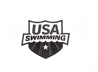 mark for USA SWIMMING, trademark #78466664