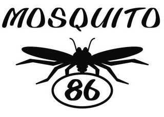 mark for MOSQUITO 86, trademark #78467288