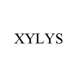 mark for XYLYS, trademark #78468472