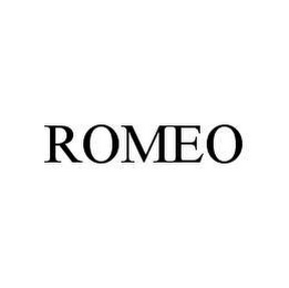 mark for ROMEO, trademark #78468980