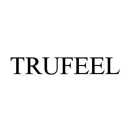mark for TRUFEEL, trademark #78469495