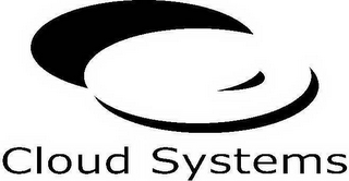 mark for CLOUD SYSTEMS, trademark #78469830