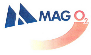 mark for MAG O2, trademark #78470781