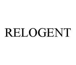 mark for RELOGENT, trademark #78471322