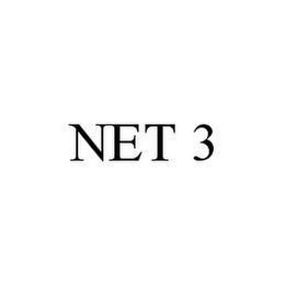 mark for NET 3, trademark #78471814