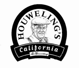 mark for HOUWELING'S CALIFORNIA C. HOUWELING, trademark #78471979