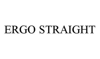 mark for ERGO STRAIGHT, trademark #78472305