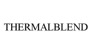 mark for THERMALBLEND, trademark #78473046