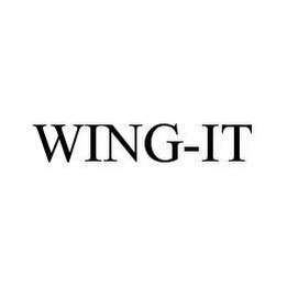 mark for WING-IT, trademark #78473305