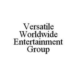 mark for VERSATILE WORLDWIDE ENTERTAINMENT GROUP, trademark #78474030