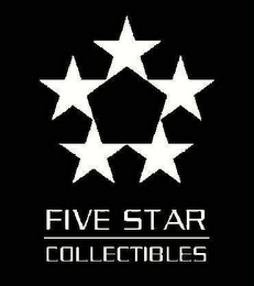 mark for FIVE STAR COLLECTIBLES, trademark #78474858