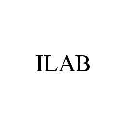 mark for ILAB, trademark #78475021