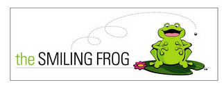 mark for THE SMILING FROG, trademark #78475212