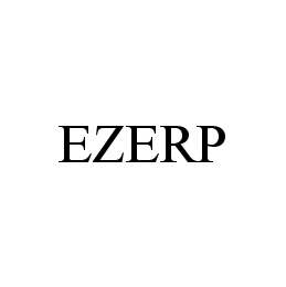 mark for EZERP, trademark #78475392