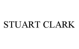 mark for STUART CLARK, trademark #78477169