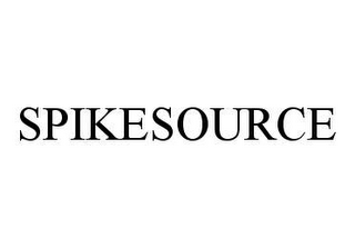 mark for SPIKESOURCE, trademark #78477912