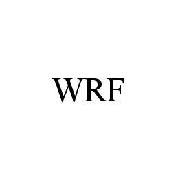 mark for WRF, trademark #78478041