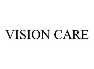 mark for VISION CARE, trademark #78478464