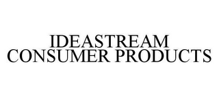 mark for IDEASTREAM CONSUMER PRODUCTS, trademark #78478827