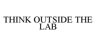 mark for THINK OUTSIDE THE LAB, trademark #78480690