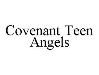 mark for COVENANT TEEN ANGELS, trademark #78481032