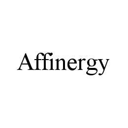 mark for AFFINERGY, trademark #78481662