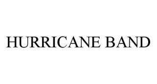 mark for HURRICANE BAND, trademark #78481678