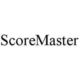 mark for SCOREMASTER, trademark #78483310