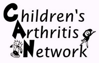 mark for CHILDREN'S ARTHRITIS NETWORK, trademark #78483423