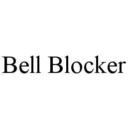 mark for BELL BLOCKER, trademark #78484438