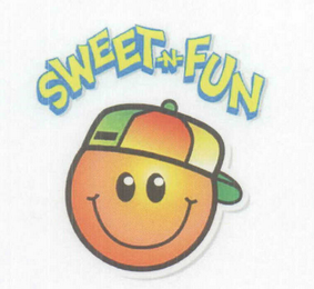 mark for SWEET N FUN, trademark #78485740