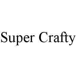 mark for SUPER CRAFTY, trademark #78486938