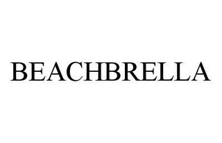 mark for BEACHBRELLA, trademark #78487044
