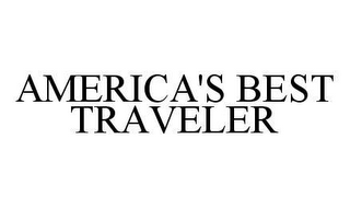 mark for AMERICA'S BEST TRAVELER, trademark #78487565