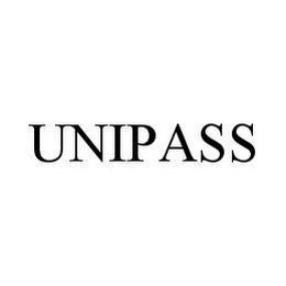 mark for UNIPASS, trademark #78487678