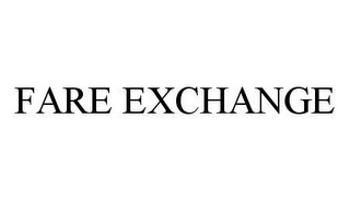 mark for FARE EXCHANGE, trademark #78488090