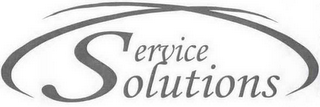 mark for SERVICE SOLUTIONS, trademark #78488542