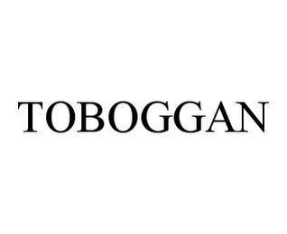 mark for TOBOGGAN, trademark #78489446