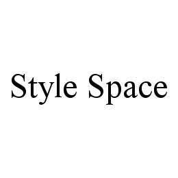 mark for STYLE SPACE, trademark #78490113