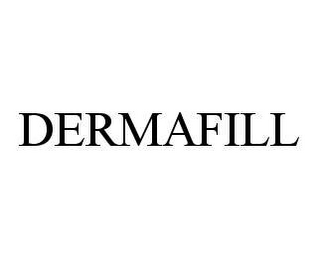 mark for DERMAFILL, trademark #78490367