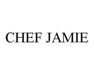 mark for CHEF JAMIE, trademark #78490386