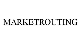 mark for MARKETROUTING, trademark #78491007