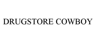 mark for DRUGSTORE COWBOY, trademark #78491023