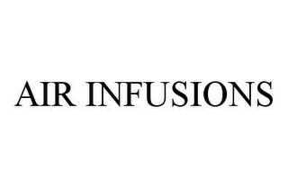 mark for AIR INFUSIONS, trademark #78491782