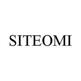 mark for SITEOMI, trademark #78491932