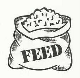 mark for FEED, trademark #78492727