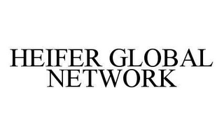 mark for HEIFER GLOBAL NETWORK, trademark #78492800